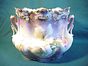 RS PRUSSIA Tiffany n Gold Biscuit w/handles (Image1)
