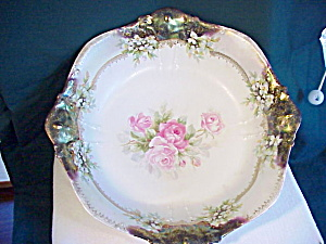 RS PRUSSIA Tiffany floral bowl (Image1)