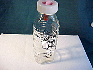 Vintage Baby Bottle (Samuel Callet Co.) (Image1)