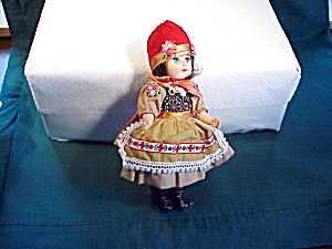 Gorgeous ethnic doll in peasant clothes (Image1)
