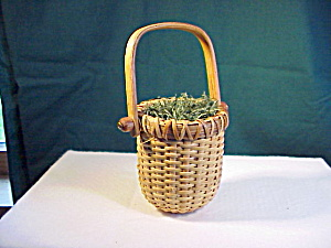 NANTUCKET BASKET - MINI (Image1)