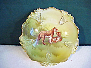 RS PRUSSIA TIGER MOTIF BERRY BOWL (Image1)