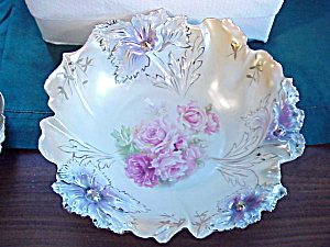 RS PRUSSIA CARNATION MOLD BOWL/TIFFANY (Image1)