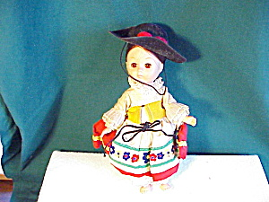 MARKED GINNY DOLL IN INTERNATIONAL COSTUME (Image1)