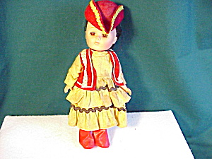GINNY INTERNATIONAL DOLL WITH OUTFIT (Image1)