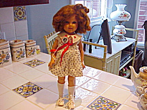 SHIRLEY TEMPLE IDEAL ST17 WITH ORIGINAL PIN (Image1)