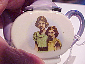 CHILDS PRINCESSES  ELIZABETH/ MARGARET TEASET (Image1)