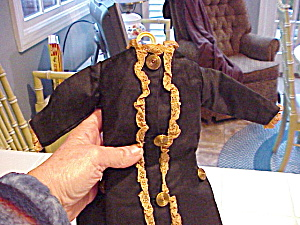 ANTIQUE DOLL COAT (Image1)