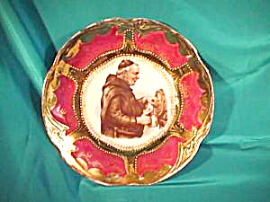 OS ST. KILLIAN ELABORATE MONK W/STEIN PLATE (Image1)