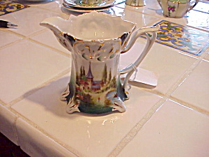 RS PRUSSIA CREAMER WITH CASTLE MOTIF (Image1)