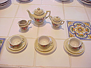 Childs Occupied Japan Tea Set