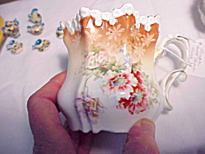 Rs Prussia Um Steeple Mold Shaving Mug