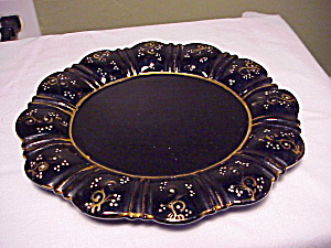 Unmarked Black And Gold Hp Tray