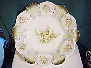 Delicate Rs Prussia Ornate Mold Bowl