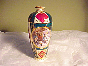 RS PRUSSIA NAPOLEON VASE ORNATE DECOR (Image1)