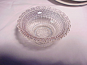 TOY PRESSED GLASS FRUIT BOWL (Image1)