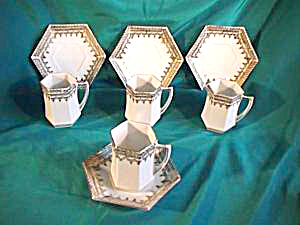 RS PRUSSIA (CS) 8 PIECE DEMITASSE SET (Image1)