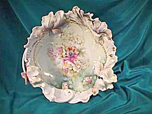 RS PRUSSIA (circle mark) BLOWN OUT IRIS MOLD BOWL (Image1)
