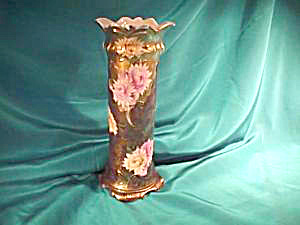 RS PRUSSIA (ROYAL VIENNA GERMANY) VASE (Image1)