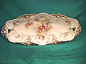 Rs Prussia (Um) Lily Mold Celery Tray