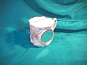 Rs Prussia (Um) Mirrored, Handled Shaving Mug