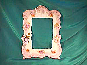 RS PRUSSIA (UM) FLORAL PICTURE FRAME (Image1)