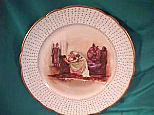 RS PRUSSIA (ES) KING LEAR PLATE BY PAGET (Image1)