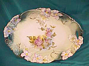 RS PRUSSIA (UM) STEEPLE MOLD OPEN HANDLED TRAY (Image1)