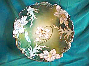"RS PRUSSIA (SAXE ALTENBURG)10 1/2"" bowl (Image1)"