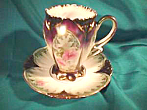 RS PRUSSIA TIFFANY CUP AND SAUCER (Image1)