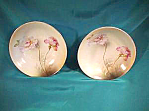 Rs Prussia (Germany) Berry Bowls