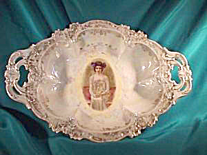 RS PRUSSIA (ES) PORTRAIT BREAD TRAY (Image1)