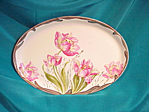 Prussia Dresser Tray - Hand Painted