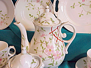 Rs Prussia (Um) Partial Child's Tea Set