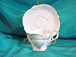 RS PRUSSIA (UM) MINT DEMI CUP AND SAUCER (Image1)
