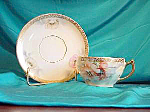RS PRUSSIA (ES-THURINGIA) CUP & SAUCER (Image1)