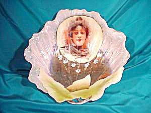 RS PRUSSIA (UM) LEAF SHAPE PORTRAIT BOWL (Image1)