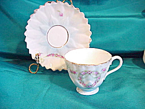 RS PRUSSIA (?) MINIATURE CUP AND SAUCER (Image1)