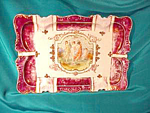 RS PRUSSIA (ES) THREE GRACES TRAY (Image1)