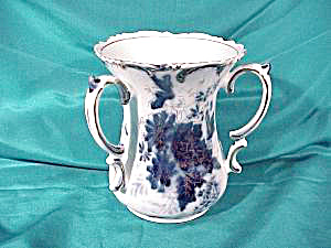 RS PRUSSIA (STEEPLE MARK) 3 HANDLED VASE (Image1)