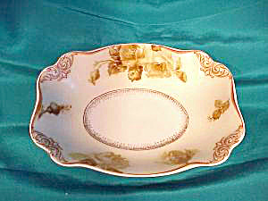 "Silesia ""old Ivory"" Tray"