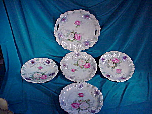RS PRUSSIA (RM) CARNATION CAKE SET (Image1)