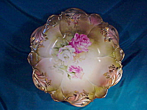 RS PRUSSIA(RM) LEAF/BERRY MOLD BOWL  LARGE (Image1)