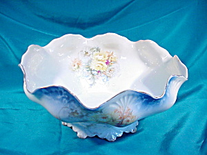 RS PRUSSIA (UM) FOOTED CENTERPIECE BOWL (Image1)