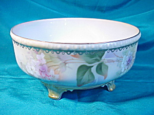 RS PRUSSIA(POLAND) TALL FOOTED BOWL (Image1)