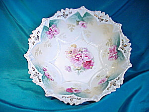 RS PRUSSIA(RM) HEXAGONAL ROSES BOWL (Image1)
