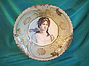 "RS PRUSSIA (OS) QUEEN LOUISE 10"" BOWL (Image1)"
