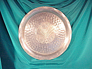 HAND FORGED ALUMINUM TRAY (Image1)