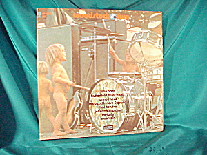 RECORDS-WOODSTOCK II DOUBLE COTILLION RECORDS (Image1)