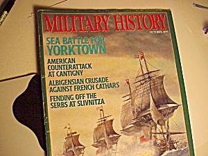 MILITARY HISTORY MAGAZINE - 9 COPIES (Image1)